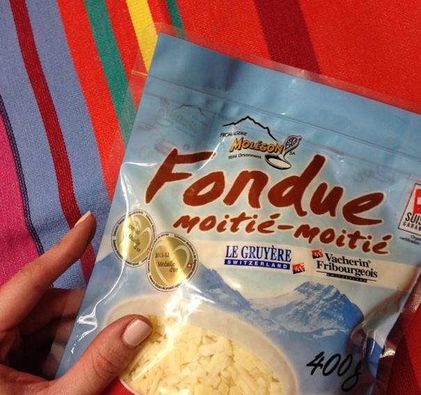 fondue suisse