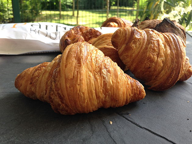 croissant artisanal partisan boulanger