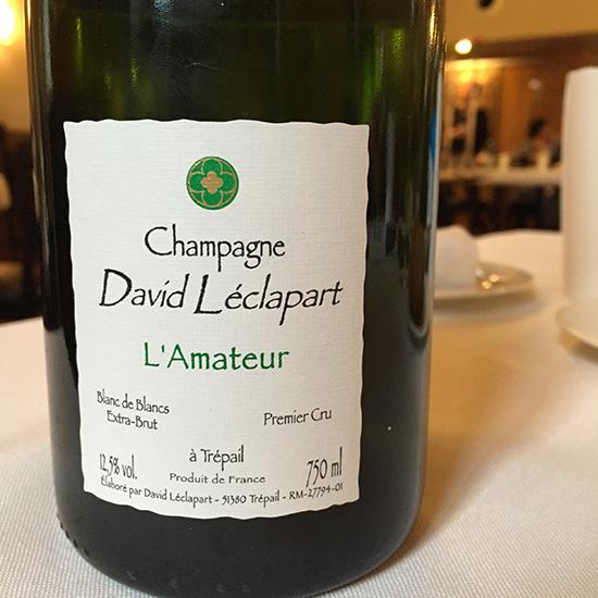 champagne savid léclapart