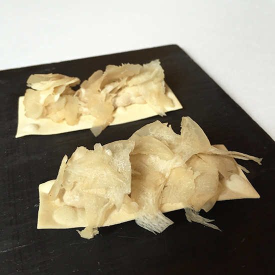 cracker champignon etxebarri