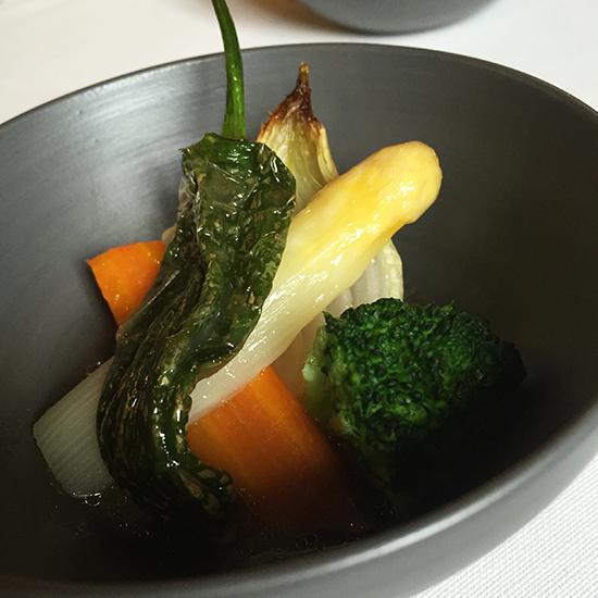 légumes etxebarri