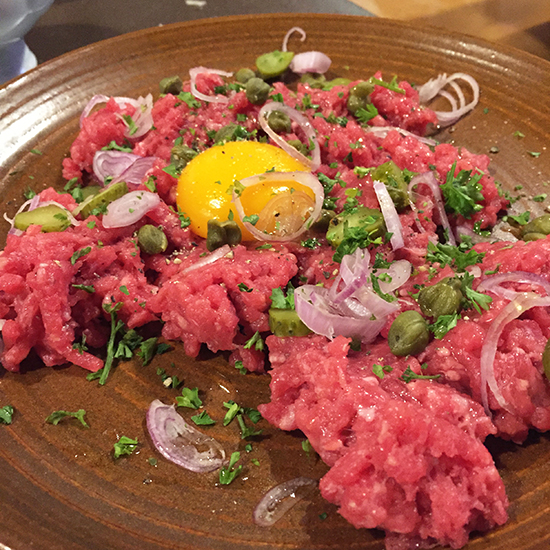 cafe terroir lyon tartare