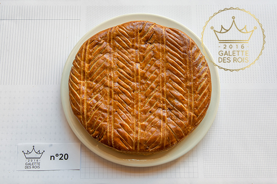 meilleure galette des rois de lyon 2016 partisan boulanger